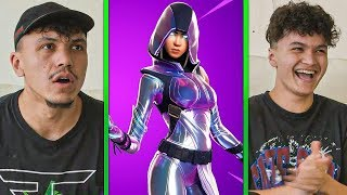 First to Guess Fortnite Skin Wins $10,000 - Challenge