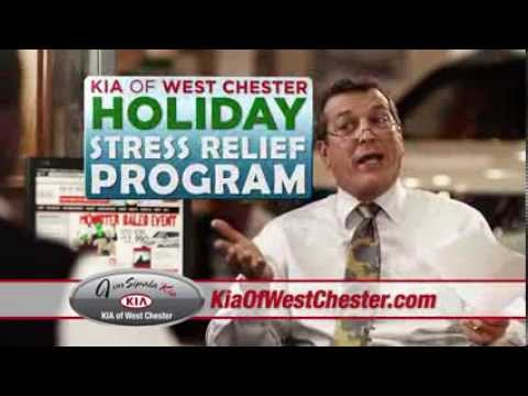 Jim Sipala's Kia of West Chester Holiday Stress Relief - YouTube