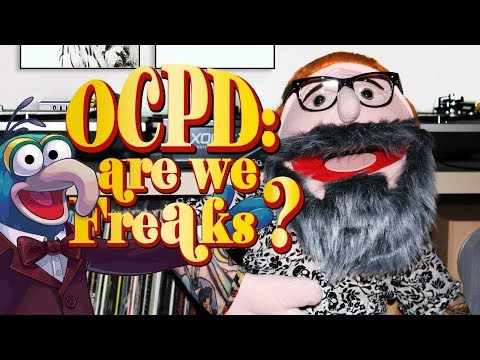 What is identity & are we freaks? OCPD explained...