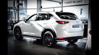 The new Mazda CX-5 Sport Nav + Custom