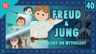 Freud, Jung, Luke Skywalker, and the Psychology of Myth: Crash Course World Mythology #40