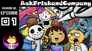 Ask frisk and company tumblr