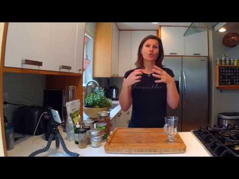 LIVE Q&A: Cooking Demo Ashwagandha Latte (adrenal elixir)
