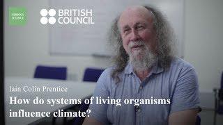 Biosphere-Climate Interactions — Iain Colin Prentice