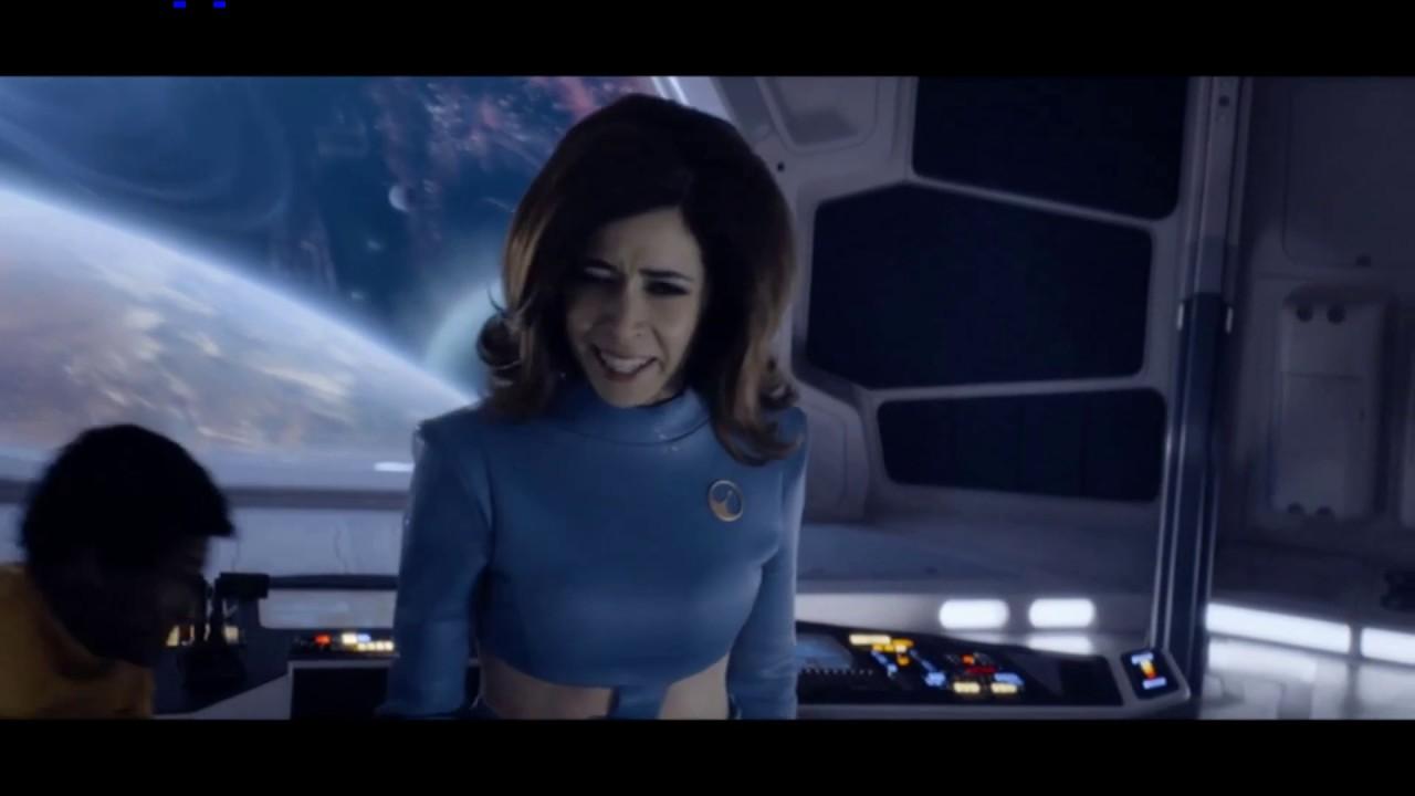 """Download """"No Genitals"""" scene - Black Mirror - USS Callister"""