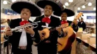 "Tampax commercial ""Mariachi"""