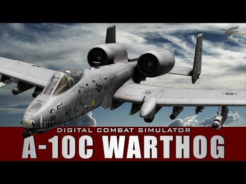 DCS: A-10C Warthog Trailer - 2018