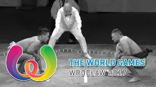 SUMO POLSKA - The World Games 2017 - Światowe Igrzyska Sportowe Wrocław