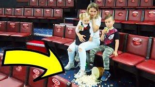 La Circ Alex a varsat popcornul jos