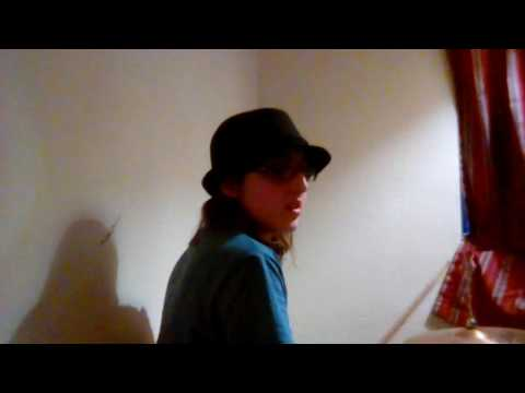 Katie wright on drums Man in the Mirror by Michael Jackson