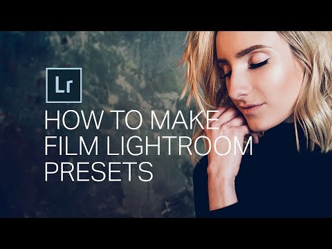 How to Make Film Lightroom Presets [+5 FREE PRESETS]