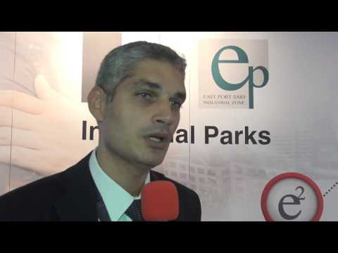 IntelliCities interviews Ahmed el Mofty, Commercial Director at the East Port Said Development Co