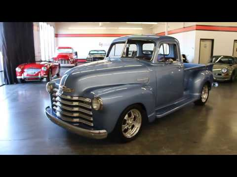 1951 chevrolet 3100 5 window pickup for sale at gt auto for 1951 chevy 5 window pickup for sale