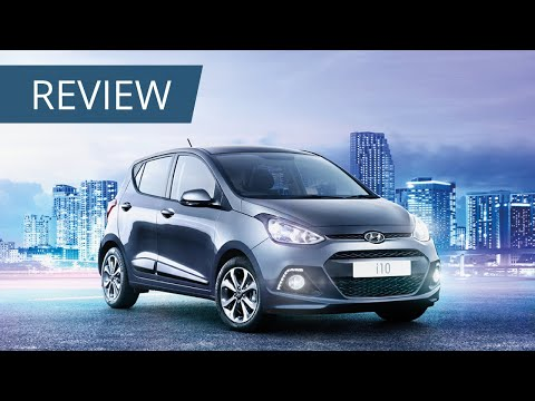 Hyundai i10 2016 Review