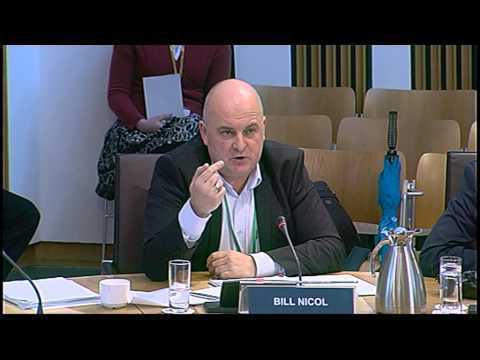 Local Government and Regeneration Committee - Scottish Parliament: 24th October 2012
