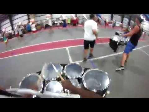 Bluecoats 2014 Finals Quad-Cam - Reuel