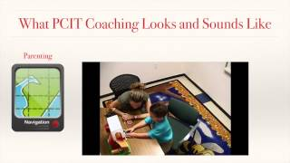 How PCIT Helps