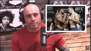 Joe Rogan on Tyron Woodley vs. Damian Maia Being Called Boring