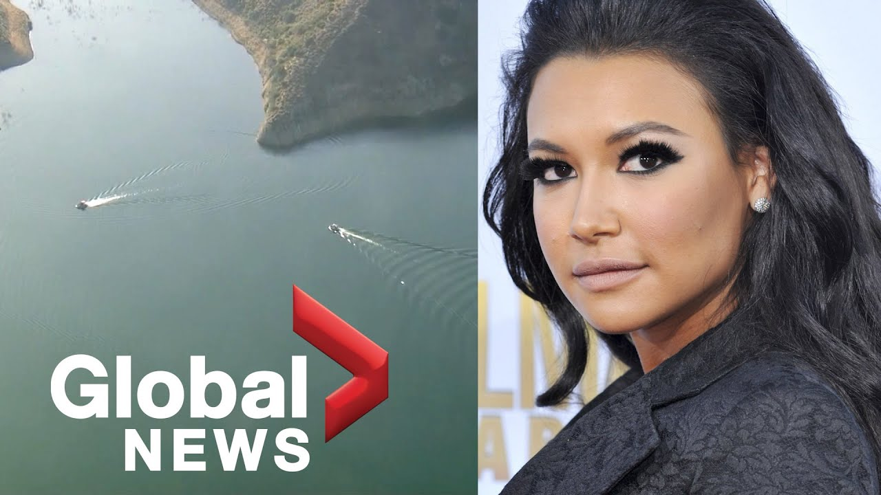 'Glee' actor Naya Rivera called for help as she drowned in California ...
