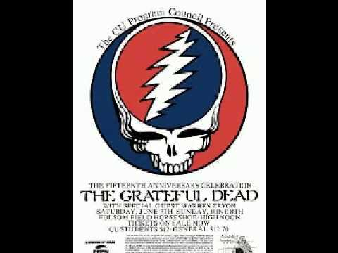 Grateful Dead - Uncle John's Band / Playin' In The Band / Uncle John's Band - 6/8/80 Folsom Field