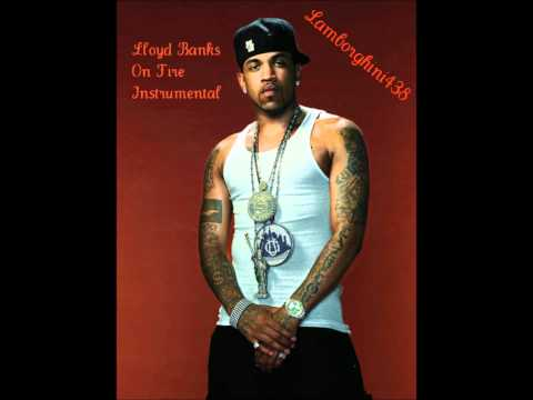 Lloyd Banks  On Fire Instrumental HD
