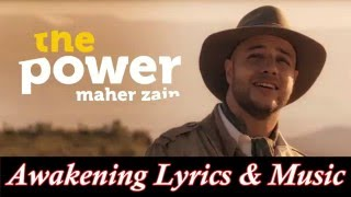Maher Zain - The Power   official lyric Mp3
