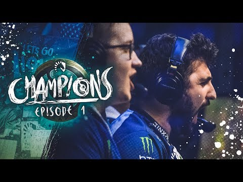 Liquid Dota 2 | Champions: The International 7 - Episode 1