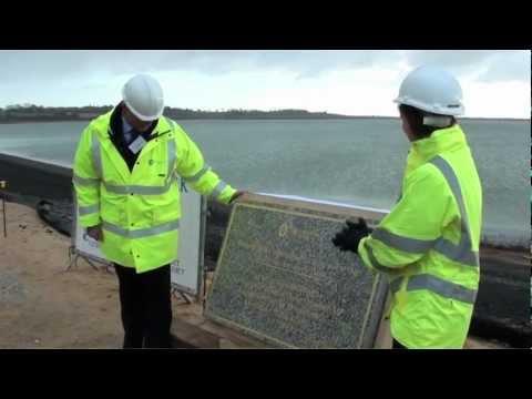 Environment Secretary's Visit to Abberton Reservoir