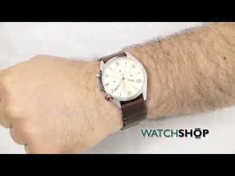 0a29fb11 Tommy Hilfiger Men's Corbin Watch (1791208) - YouTube