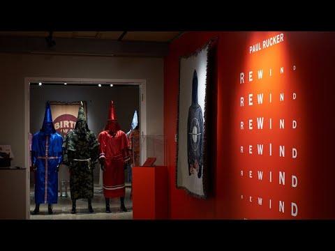 Artist Paul Rucker creates KKK robes for exhibit