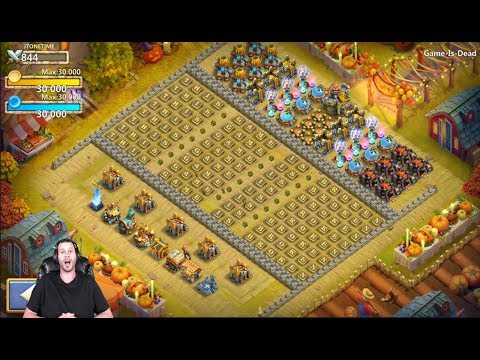 Rank 1 Android Player GAME IS DEAD Account My Thoughts Castle Clash