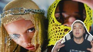A$AP Rocky - Fukk Sleep ft. FKA twigs:  EDITING REACTION / BREAKDOWN