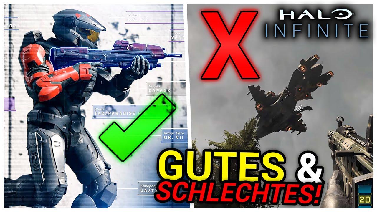 HALO INFINITES Multiplayer sieht vielversprechend aus, aber... - SCI-FI BASIS