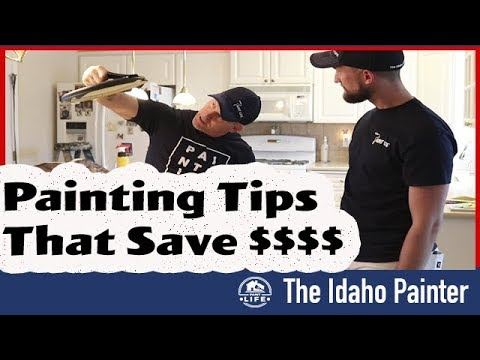 A painting tip that will save you $500
