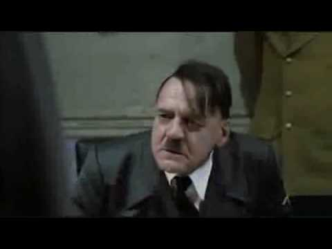Hitler Finds Out Turd Ferguson is Posting to His Blog.