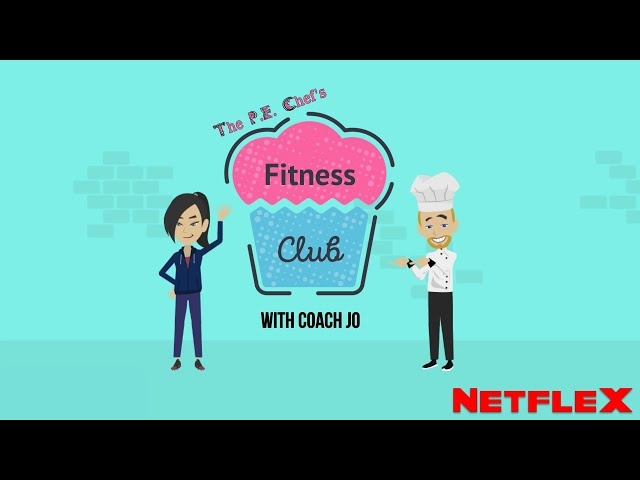 The PE Chef's Fitness Club w/ Coach Jo: Standing Workout