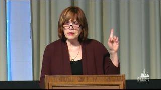 Dr. Deborah Savage, Professor of Theology and Philosophy at St. Pau...