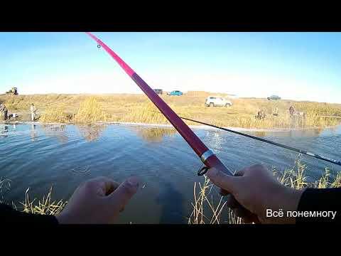 Рыбалка в Омской  области.Тюкалинск.