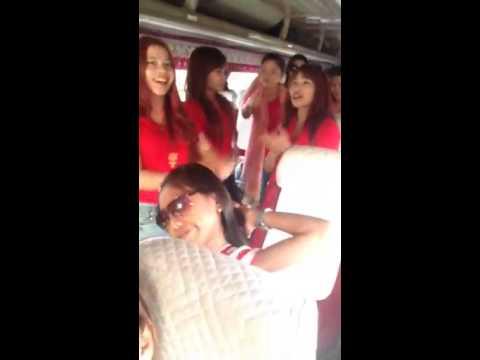 Hor trip to Kompongsom shanghai staff 1st trip