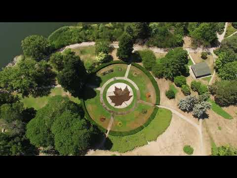 High Park 4K - Aerial Drone Video