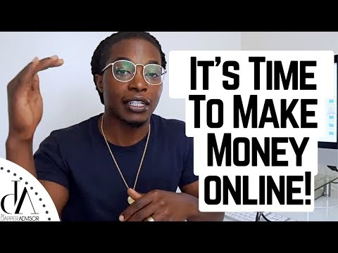 Now Is The Time To Make Money Online! | Q4 4th Quarter Sales