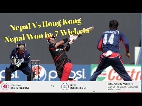 Best Nepali cricket game most Watched  | ACC 2017  2
