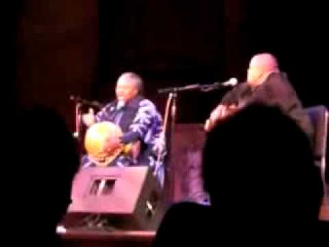 Dr  Bernice Johnson Reagon and Toshi Reagon   Tribute to Odetta