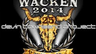 Devin Townsend Project - Wacken 2014 (official full live) [HD]