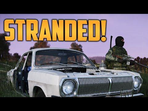 STRANDED ON AN ISLAND! (DayZ Standalone)