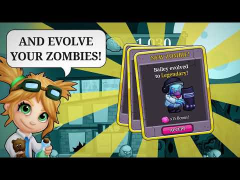 Zombie Labs Idle Tycoon 2 14 MOD APK Unlimited BRAINS for