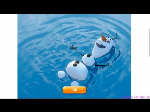 Magic Timer 2 Minute Brushing Video with Frozen (19) Olaf