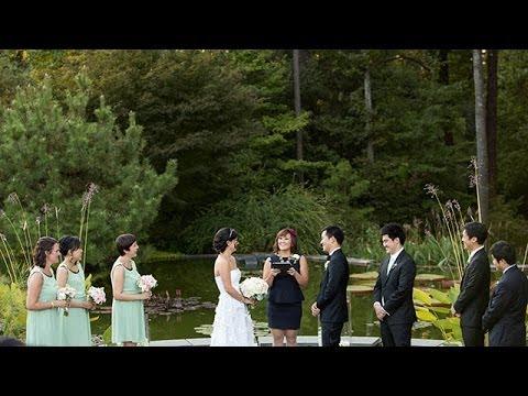 betty freddy a duke gardens wedding youtube
