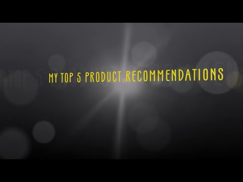 Top 5 Products I Recommend For Rats