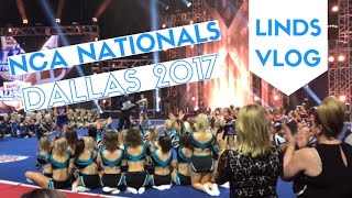 linds vlog   cs great whites at nca nationals 2017   linds katie